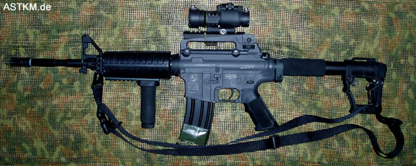 ICS Colt M4A1 Batlleready