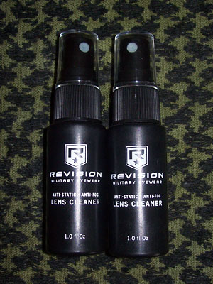 Revision Antibeschlag-Spray