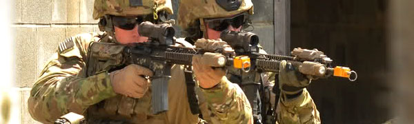 75th Ranger Reg., Mai 2012, DoD